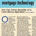 Top Three Benefits of a Tech-Savvy Appraiser
